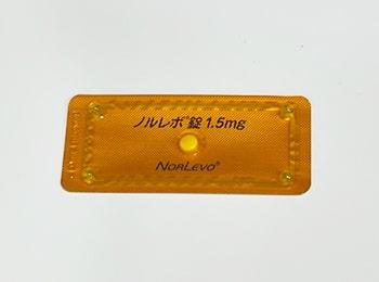 緊急避妊薬の画像